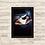 Thumbnail: 1545 - Quadro com moldura Gremlins