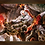 Thumbnail: 1039 - Quadro com moldura God of War