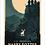 Thumbnail: 1173 - Quadro com moldura Harry Potter e o Prisioneiro de Azkaban