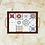 Thumbnail: 10004 - Bandeja Decorativa - Azulejos