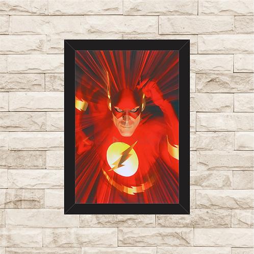 1103 - Quadro com moldura Flash