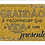 Thumbnail: 6380 - Quadro com Glitter - Gratidão