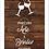 Thumbnail: 5053 - Quadro Para Guardar Rolhas - Viver é uma Arte...