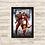 Thumbnail: 1191 - Quadro com moldura Demolidor e Elektra