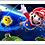 Thumbnail: 10065 - Bandeja Decorativa - Super Mário