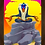 Thumbnail: 1239 - Quadro com moldura O Rei Leão - Rafiki