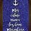 Thumbnail: 6397 - Quadro com Glitter - Mar Calmo...