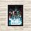 Thumbnail: 1271 - Quadro com moldura Thor e Beta Ray Bill