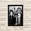 Thumbnail: 1865 - Quadro com moldura American Gothic