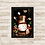 Thumbnail: 1764 - Quadro com moldura Alice no País das Maravilhas