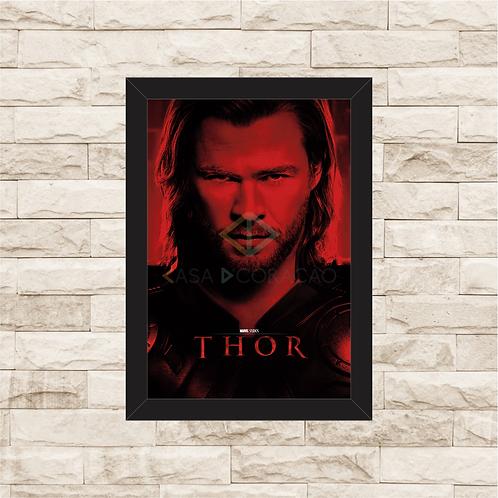 1379 - Quadro com moldura Thor