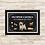 Thumbnail: 8026 - Quadro com moldura Não Repare a Bagunça - Cão - Pug - Bulldog