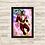 Thumbnail: 1210 - Quadro com moldura Shazam