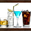 Thumbnail: 10026 - Bandeja Decorativa - Coquetéis