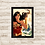 Thumbnail: 1153 - Quadro com moldura Mulher Maravilha
