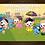 Thumbnail: 082 - Quadro para guardar dinheiro - Para as Fraldas - Turma da Mônica