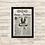 Thumbnail: 1242 - Quadro com moldura Harry Potter e o Prisioneiro de Azkaban