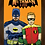 Thumbnail: 1270 - Quadro com moldura Breaking Bad - Methman e Jesse