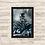 Thumbnail: 1629 - Quadro com moldura O Exterminador do Futuro