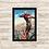 Thumbnail: 1722 - Quadro com moldura Homem de Ferro
