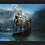 Thumbnail: 1021 - Quadro com moldura God of War - Kratos e Atreus