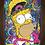 Thumbnail: 1880 - Quadro com moldura Homer Simpson