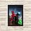 Thumbnail: 1734 - Quadro com moldura Homem Aranha