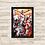 Thumbnail: 1757 - Quadro com moldura Grand Theft Auto - GTA