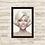 Thumbnail: 1195 - Quadro com moldura Marilyn Monroe