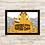 Thumbnail: 124 - Quadro para guardar dinheiro - Poupança Farta, Barriga Cheia - Garfield