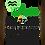 Thumbnail: 6330 - Quadro com moldura Signo Aquário