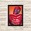 Thumbnail: 1707 - Quadro com moldura DeadPool