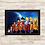 Thumbnail: 1235 - Quadro com moldura Dragon Ball Z