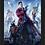 Thumbnail: 1363 - Quadro com moldura Guardiões da Galáxia