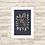 Thumbnail: 6076 - Quadro com moldura Vai com Fé