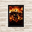 Thumbnail: 1516 - Quadro com moldura Mercenários 2