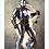 Thumbnail: 1616 - Quadro com moldura Robocop