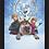 Thumbnail: 4148 - Quadro com moldura Frozen