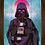 Thumbnail: 1137 - Quadro com moldura Star Wars - Darth Vader