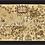 Thumbnail: 10052 - Bandeja Decorativa - Harry Potter - Mapa do Maroto