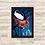 Thumbnail: 1715 - Quadro com moldura Venom