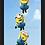 Thumbnail: 1086 - Quadro com moldura Minions