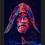 Thumbnail: 1124 - Quadro com moldura Star Wars - The Last Jedi