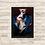 Thumbnail: 1463 - Quadro com moldura Hannibal
