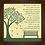 Thumbnail: 6367 - Quadro com moldura As Folhas Caem