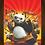 Thumbnail: 1675 - Quadro com moldura Kung Fu Panda 1