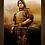 Thumbnail: 1569 - Quadro com moldura O Último Samurai