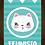 Thumbnail: 8028 - Quadro com moldura Felinista