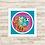 Thumbnail: 4093 - Quadro com moldura Ursinho Pooh - Tigrão