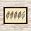 Thumbnail: 6132 - Quadro com moldura Penas